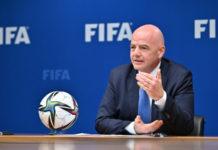 Le Président Infantino s'adresse au G20 pour évoquer la lutte contre la corruption dans le sport | © FIFA.com