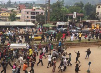 Bamenda - Journée du 08 décembre 2016