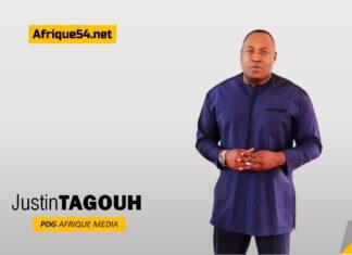 Justin TAGOUH, l'armure du continent qui fait trembler Paris